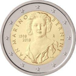2018 San Marino Papel Moneda Monedas De Euro Monedas