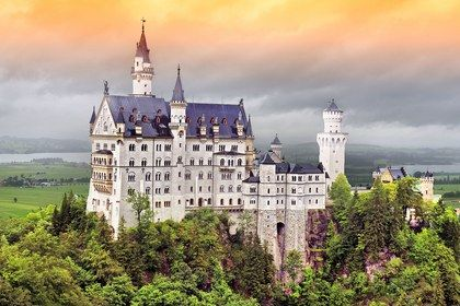 The 24 Most Beautiful Castles In Europe In 2020 Beautiful Castles Neuschwanstein Castle Germany Castles