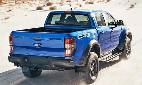 Ford Ranger Raptor 2019 Motor Ausstattung Ford Ranger Ford