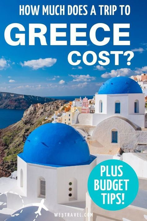 What does a trip to Greece cost? Steal our 2 week budget.