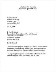 Formal Proposal Letter - writing a formal proposal in letter form or ...