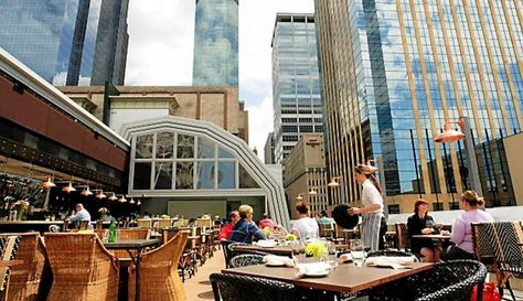 Minneapolis Restaurants With A View