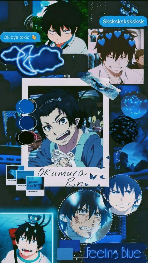 Okumura Rin wallpaper