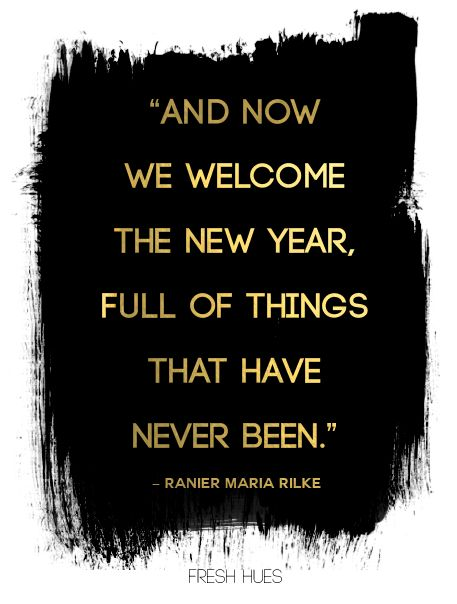 Home Page Quotes About New Year Words Happy New Year