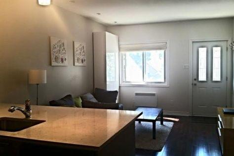 Superbe 3 1 2 disponible maintenant Westmount Adj Homes for Rent