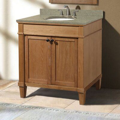 Charlton Home Sisco 31 Single Bathroom Vanity Set In 2020