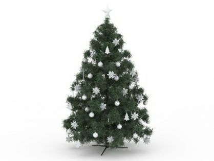 Artificial Christmas Tree Free 3d Model Christmas Tree 3d Model Artificial Christmas Tree Christmas Tree