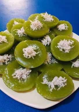 Resep Kue Lumpang Ijo Oleh Aulihafiz Resep Resep Resep Masakan Masakan