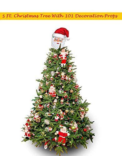 Buy Webelkart Combo Of 5 Ft Foldable Christmas Tree Priceonline In Christmas Tree Christmas Tree Decorations Tree