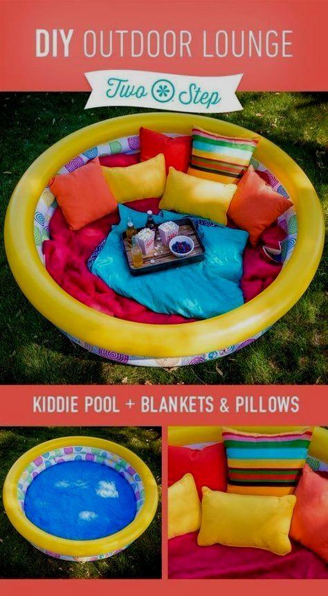 Indoor Outdoor Rooms Backyard For Kids Kiddie Pool Diy Backyard