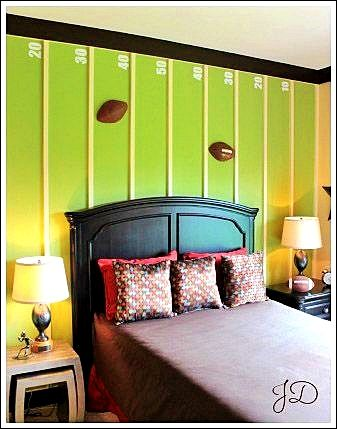 Teenage Boy Bedroom Design Guide When You Use Wall Lighting