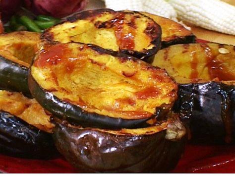 recept aubergine squash