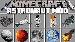 Minecraft space mod