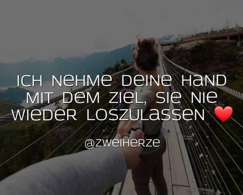 """LIEBE - GEFÜHLE - SPRÜCHE on Instagram: """"❤ Markiere deinen Schatz & Like den Spruch ❤💕 Folge @ZweiHerze für mehr 🤗"""""""
