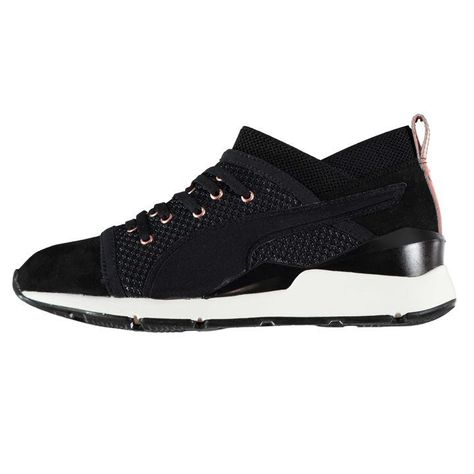 new selection save off cost charm Puma | Puma Pearl Velvet Rope Trainers | Ladies Trainers ...