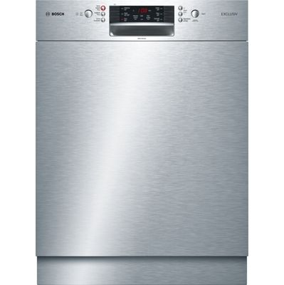 Bosch Smu46is04d Stainless Steel Dishwashers Compare Prices