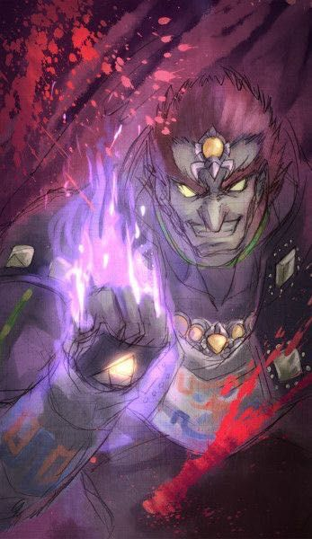 What's a king without his queen    (yandere!Ganondorf x