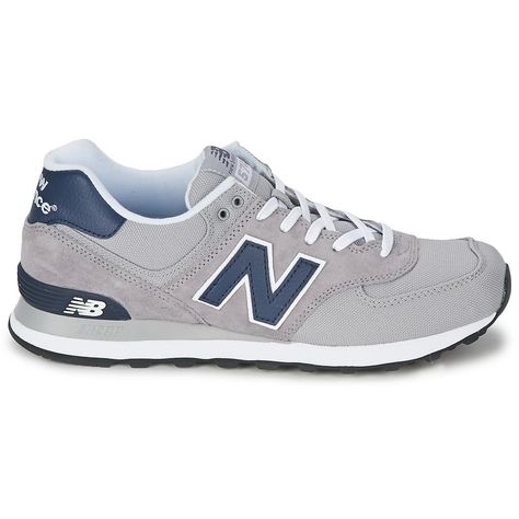 New Balance 574 Men s Grey Blue M574  28640563cc69
