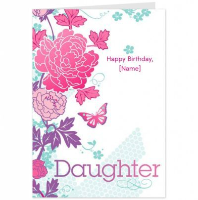 Free Birthday Cards For Daughters Free Birthday Card Daughter Birthday Cards Hallmark Greeting Cards