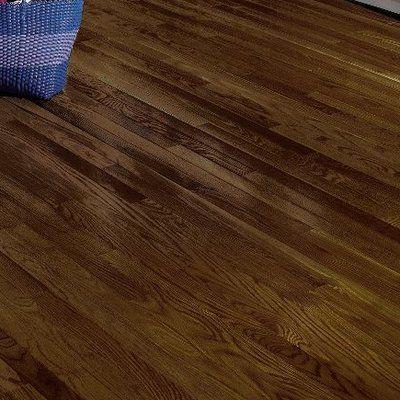 Solid Red Oak Hardwood Flooring