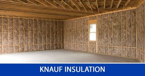 Have You Considered Earthwool Knauf S Earthwool Line Has All The Benefits Associated With Tradition G Cheap Insulation Thermal Wall Insulation
