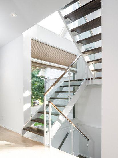New Edinburgh Project, Modern Staircase, Ottawa