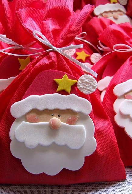 Pin De Samolja Em Postcards Enfeites De Natal Em Eva Enfeites