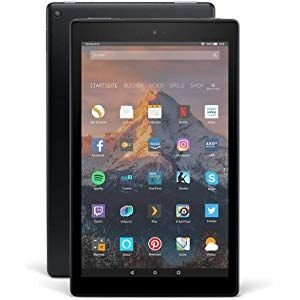 Fire Hd 10 Tablet 1080p Full Hd Display 32 Gb Schwarz Mit Spezialangeboten