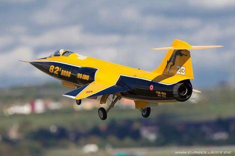 F-104 ASA 23° Gruppo Special color