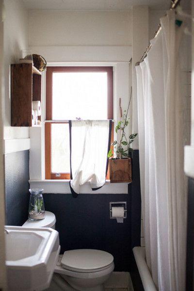面白さと機能性の共存 ここもあそこも上げ下げ窓 バスルームのインテリアデザイン 家 インテリアアイデア