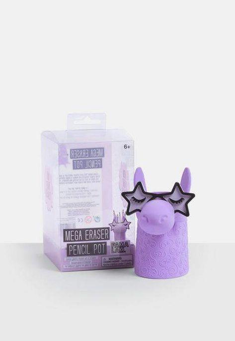 Famalam Llama Purple Pen