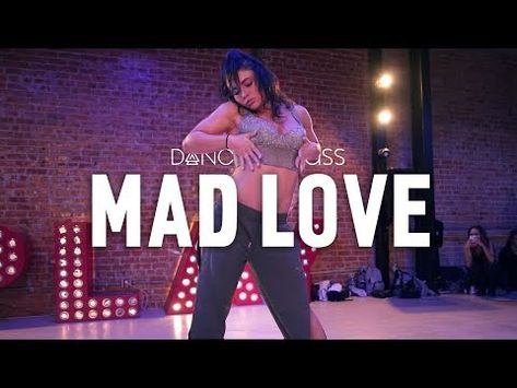 Sean Paul David Guetta Ft Becky G Mad Love Nicole Kirkland Choreography Danceon Class Youtube Freestyle Dance Madly In Love Choreography