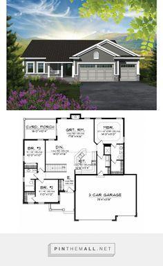 EPlans Craftsman House Plan U2013 Affordable But Spacious Craftsman Ranch U2013  1501 Square Feet And 3