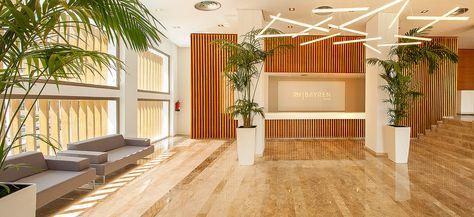 Hotel RH Bayren - Recepción