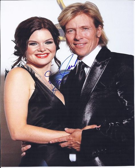 Jack Wagner Autographed 8x10 Photograph, Proof Photo