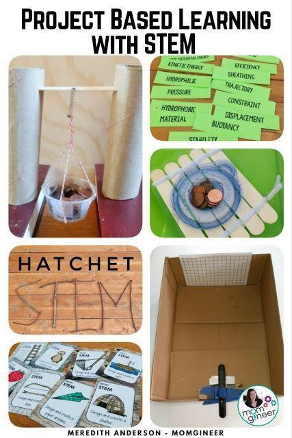 A Hatchet Novel Study With Stem Activities Hatchet Novel Study Hatchet Novel Stem Activities
