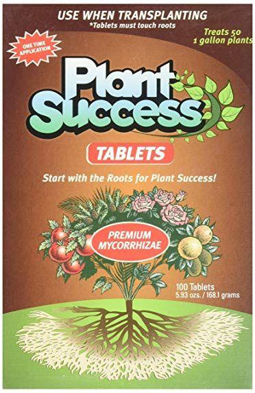 Plant Revolution 100049812 Prpst100 Plant Success Tablet 100 Pack White Review Plants Tablet Mulching