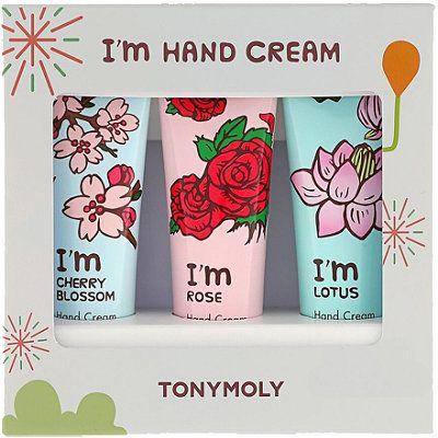 Tonymoly I Am Hand Cream Set In Ultabeauty Hand Cream Skin Cream Skin Care Lotions