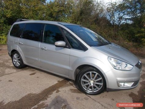 2010 Ford Galaxy Ghia 2 0 Tdci 143 Diesel 7 Seater Totaly Stunning Car Ford Galaxyghia Forsale Unitedkingdom Cars For Sale Ford Damaged Cars