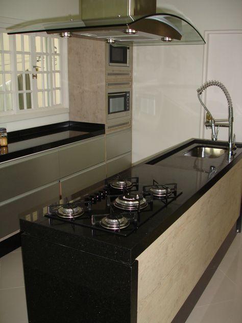 Cozinha Com Ilha Img1 Cozinha Com Ilha