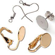 Darice 7 Piece Ball Chain Necklace Assortment Earthtone Colors 18