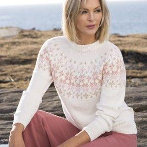 dronning sonjas strikket genser