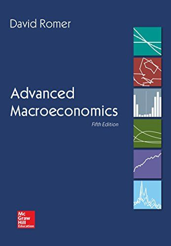 Advanced Macroeconomics Mcgraw Hill Economics By David Https Www Amazon Com Dp 1260185214 Ref Cm Sw R P Macroeconomics Free Books Online Download Books