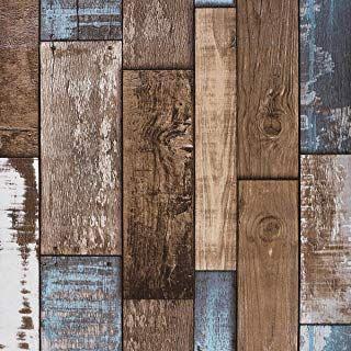 Amazon Com Tropical Tile Tools Home Improvement Wood Plank Wallpaper Wood Wallpaper Reclaimed Wood Wallpaper