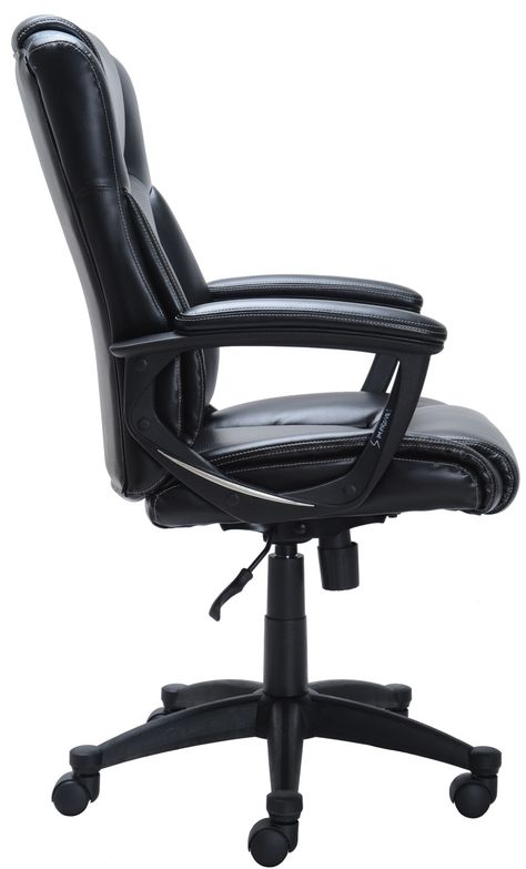 20 Broyhill Bonded Leather Executive Chair Luxury Home Office