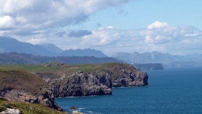 Caminando Blog De Luisfer Acantilados De San Vicente De La Barquera 08 04 Acantilados San Vicente Paseos