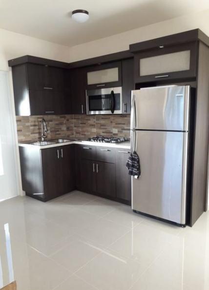 Pequenas Cocinas Remodelar Apartamentos Sotanos 42 Mejores Ideas