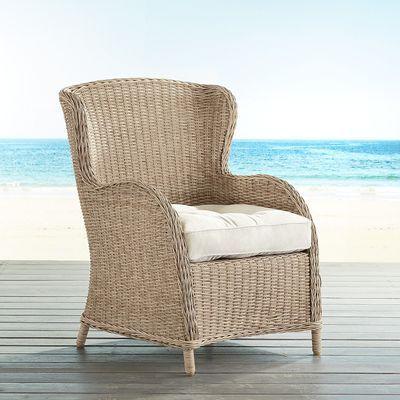 Capella Island Sand Armchair Patios And Garden Porch Furniture