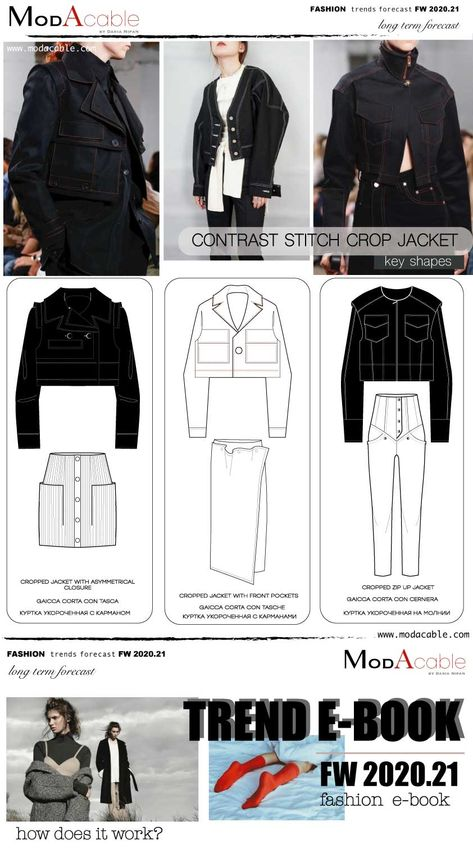 FW 2020.21 fashion trends forecast Зима 2020.21 тренды моды AI 2020.21 tendenze moda