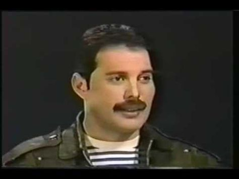 Freddie Mercury About Meeting Michael Jackson RARE!!!